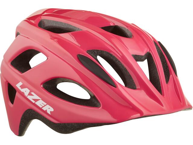 Lazer Nut'Z Helmet Juniors pink
